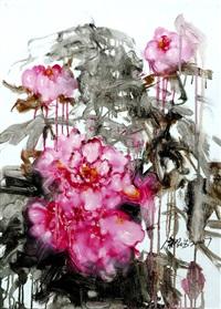 peony iii by lian xue ming