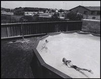 swimming pool (from suburbia) by bill owens