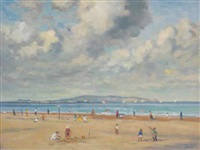 the strand, sandymount by david hone