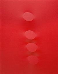 4 ovali rossi by turi simeti