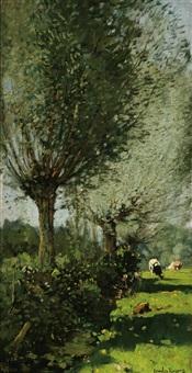 willows by johan cornelis eliza kuypers