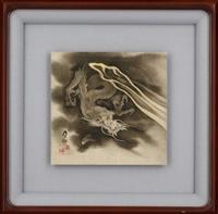 dragon/monk/bird by kiyu ichikawa