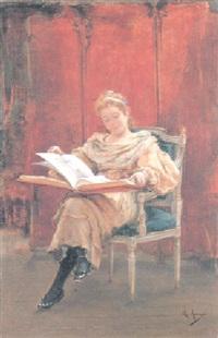 la lectura by manuel arroyo y lorenzo