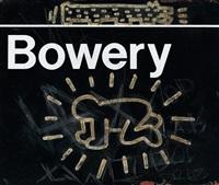 bowery subway sign by keith haring