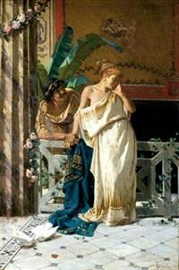 conversation galante by c. filosini