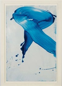 untitled (triptych) by james nares