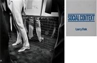 social context (portfolio of 15 w/ title) by larry fink