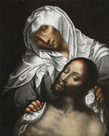 pietà collab wworkshop by jan matsys massys