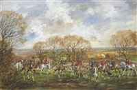 the first draw by ernest william aldworth