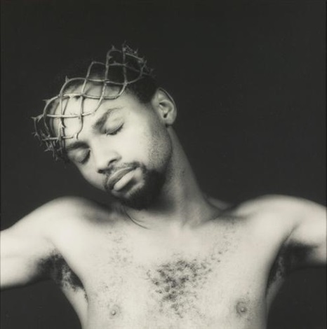 jack with crown by robert mapplethorpe