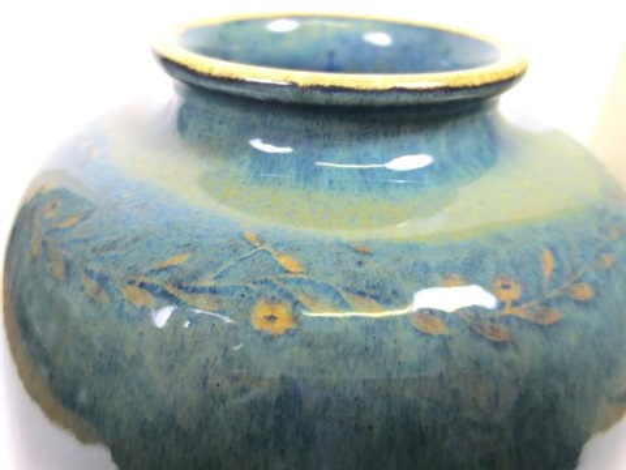 Ruskin Vase By Ruskin Pottery On Artnet