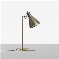 table lamp, model 9224 by paavo tynell