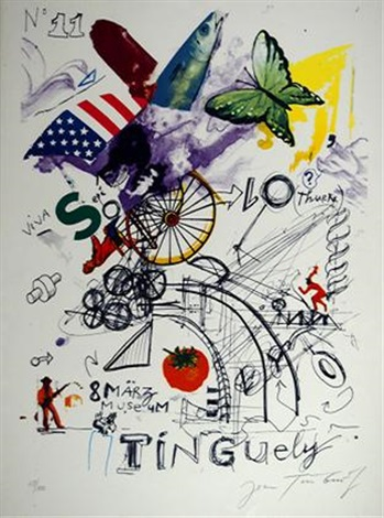 chaos by jean tinguely