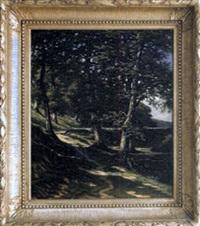 le chemin dans la forêt by louis humbert