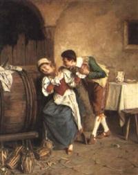 courtship by david sani