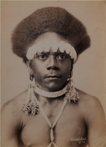 solomon islander by thomas andrew