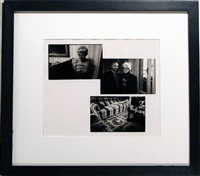andy warhol and versace by christopher makos