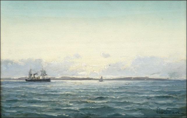 päivä merellä a day at sea by edvard skari