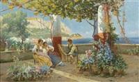 the yarn merchant by pietro barucci