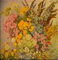 les fleurs des champs by piotr guerguilenko