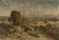 le corcovado, rio de janeiro by henri langerock