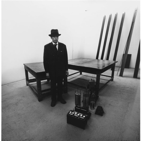 joseph beuys galerie st stephan vienna by christian skrein