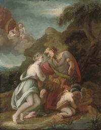 venus and mars by alexander runciman