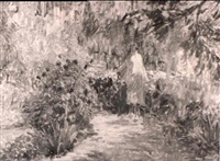 garden walk by thomas gilbert white