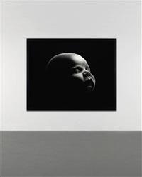 untitled (una) by robert longo