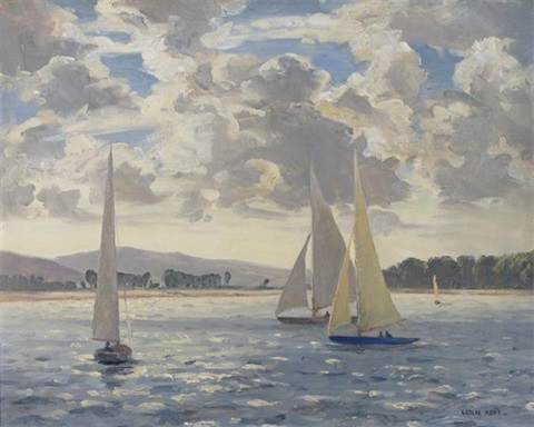 sailing days by leslie kent