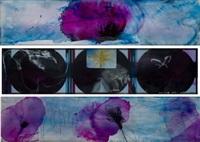 composicion (triptych) by guillermo aritza