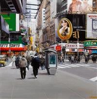new york bacardi by luigi rocca