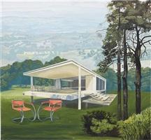 farnsworth house by natasha kissell