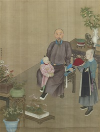 yunpu of qiantanf by anonymous-chinese (qing dynasty)