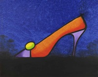 fancy women's shoe ii by joe average