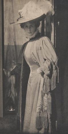 baroness olga de meyer by adolph de meyer