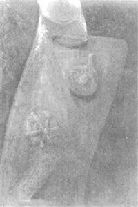 portrait de rosine by arkady maratovich tager