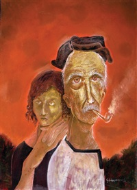 The Old Man and the Girl, 1972