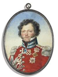 general fedor petrovich uvarov by alois gustav rockstuhl