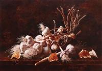 garlic by boris leifer