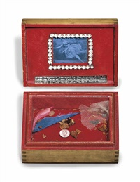 homage to the romantic ballet by joseph cornell