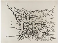 sea group by philip guston