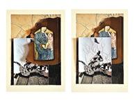 artwork 1968 by jiri kolar