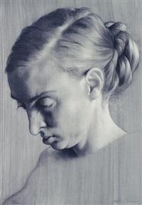 rachel as the hag by john currin
