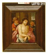 cristo verso la crocifissione by bernardino luini