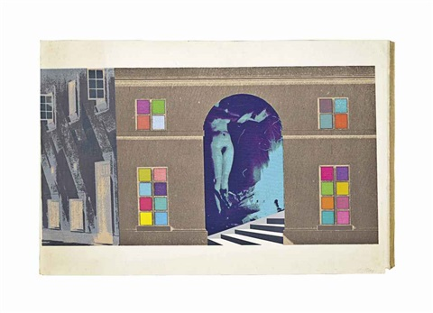 outlying london districts i by ronald brooks kitaj