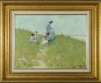 flower pickers by harry barton
