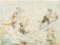 splashing children by francesco j. spicuzza