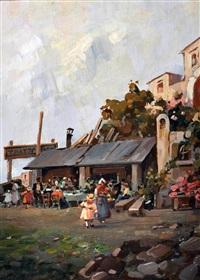 trattoria by nicolo de corsi