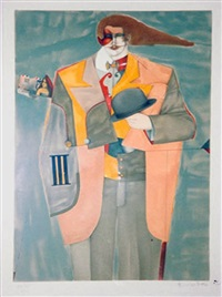 letter from new york by richard lindner